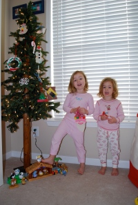 Singing O, CHRISTMAS TREE
