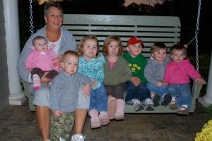 SWEETIE & grandkids