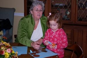 Gran and Molly