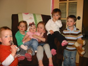 All the cousins except for Jud